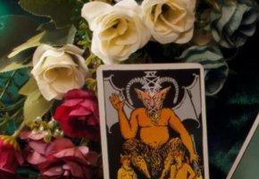 Дьявол — значение и токование карты Таро
