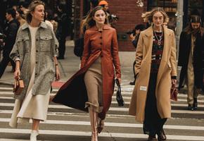 Модная верхняя одежда на осень-зиму 2022 года для женщин