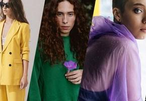 Модные цвета в одежде весна-лето 2022 года