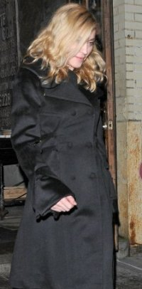 Мадонна отметила День Влюбленных заранее