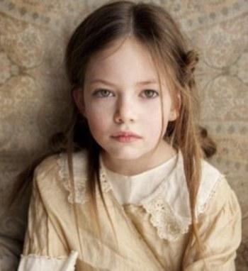 На днях в сети появились снимки дочери