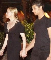 Мадонна призналась в любви Хесусу Лусу