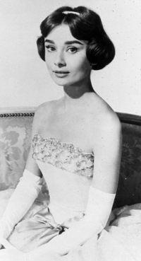 """Предпросмотр - Схема вышивки  """"Одри Хепберн """" - Схемы автора  """"lena-m-n..."""