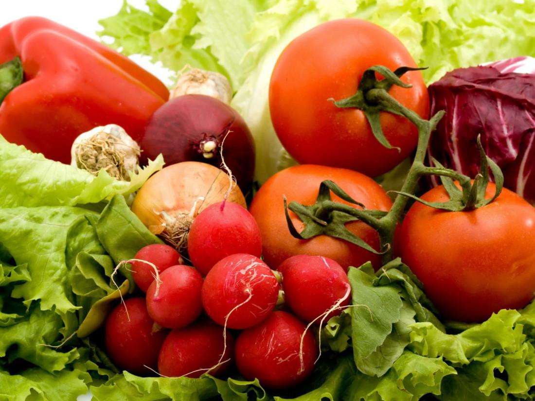 как правильно есть овощи чтобы похудеть
