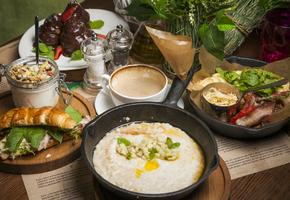4 вкусных завтрака от шеф-повара: рецепты