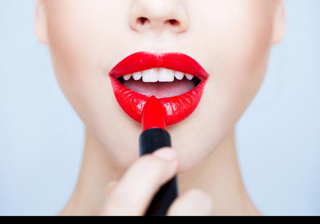 Как народными средствами сделать губы краснее