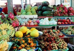 Блоги «Клео». Путешествия. Экзотические фрукты Азии