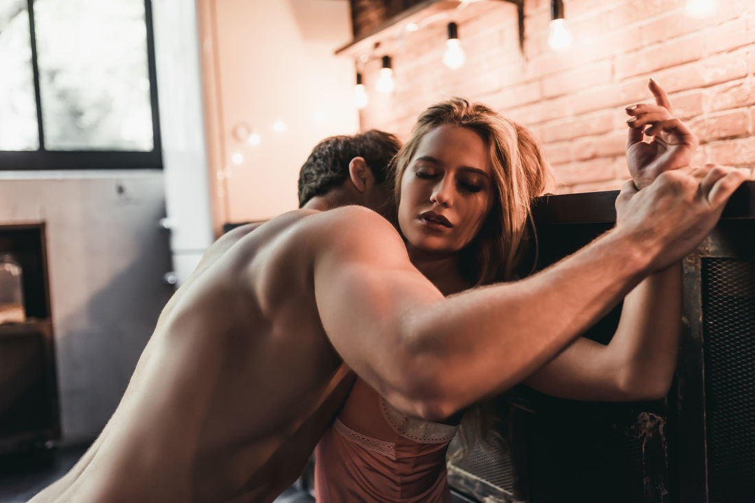 Постоянный секс с мужем