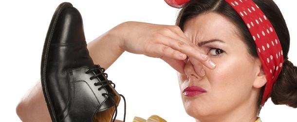 Как удалить запах из обуви при грибке