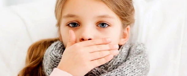 Ребенок кашляет уже три недели температуры нет причина и лечение