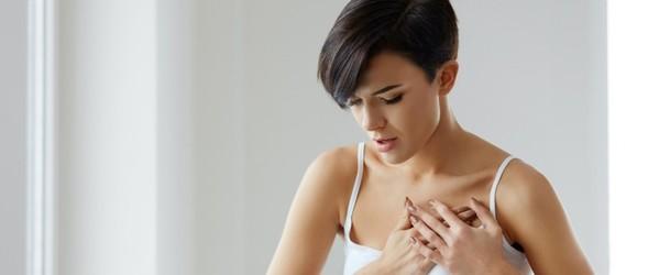 Фиброзная киста молочной железы