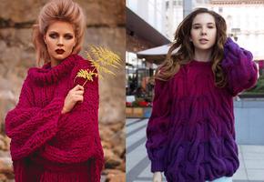 Modische Pullover für den Herbst-Winter 2019-2020
