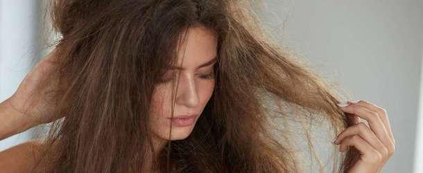 Чтобы волосы не пушились в домашних условиях