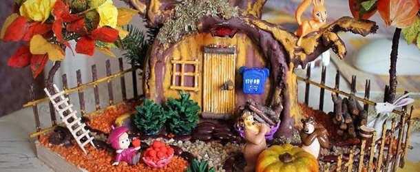 Лучшие поделки на тему осень в детский сад своими руками