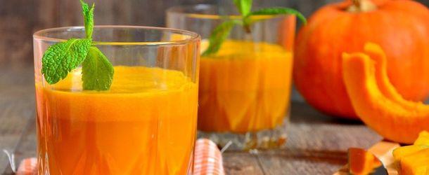 натуральный сок из тыквы