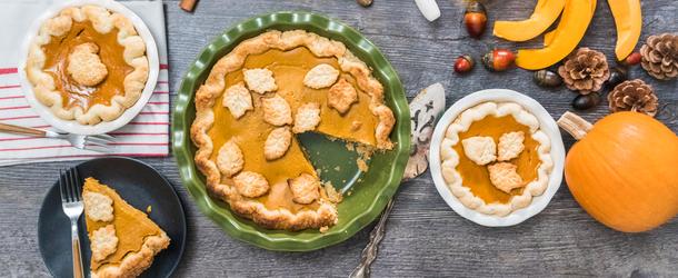 Простой и вкусный десерт из тыквы