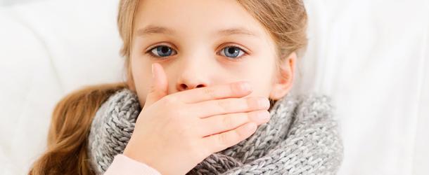 Лечение коклюша у детей в домашних