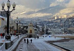 В каких отелях лучше встретить Новый год в Крыму