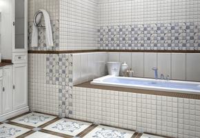 Чем можно отмыть кафельную плитку в ванной от налета