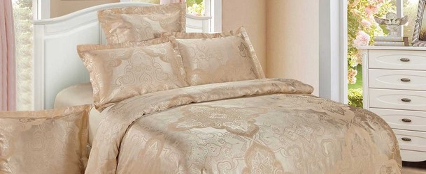 Постельное белье из поплина для Вашей спальни