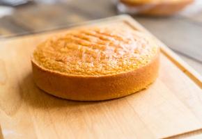 Пышный и простой бисквит для торта