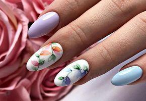 Дизайн ногтей на 8 марта 2020 - самый новый