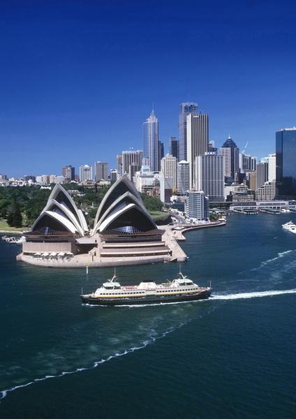 Австралия — единственная в мире