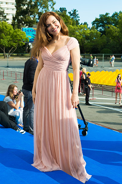 платье каскад фото