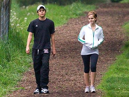 Эмма Уотсон влюбилась в партнера по съемкам