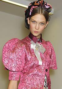 Модные причёски лета 2009