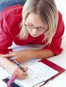 Неразборчивый сонник почерк