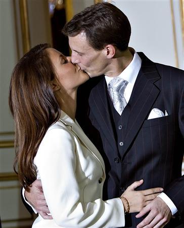 Фотосессия ко дню рождения датского принца Николая