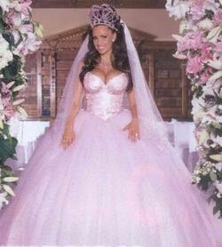 Свадебные пышные белые платья фото.