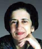 Галина Джугашвили-Сталина, дочь Якова Джугашвили