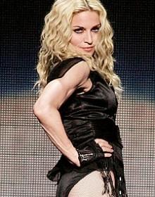 Мадонна: «Гай называл меня бабушкой»