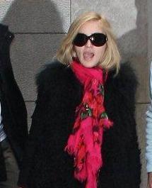 Новости. Мадонна возглавила рейтинг дурно одетых звезд