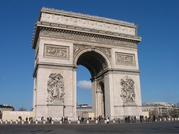 триумфальные арки мира фото