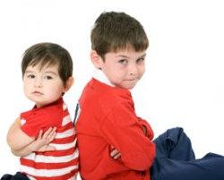 Детская ревность: что делать