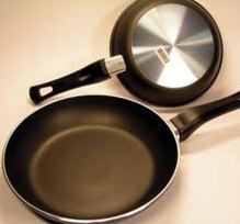 Новости. Тефлоновые сковородки опасны для женского здоровья