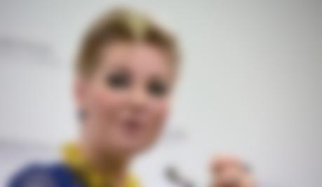 Мария Максакова поведала ознакомстве сСаакашвили