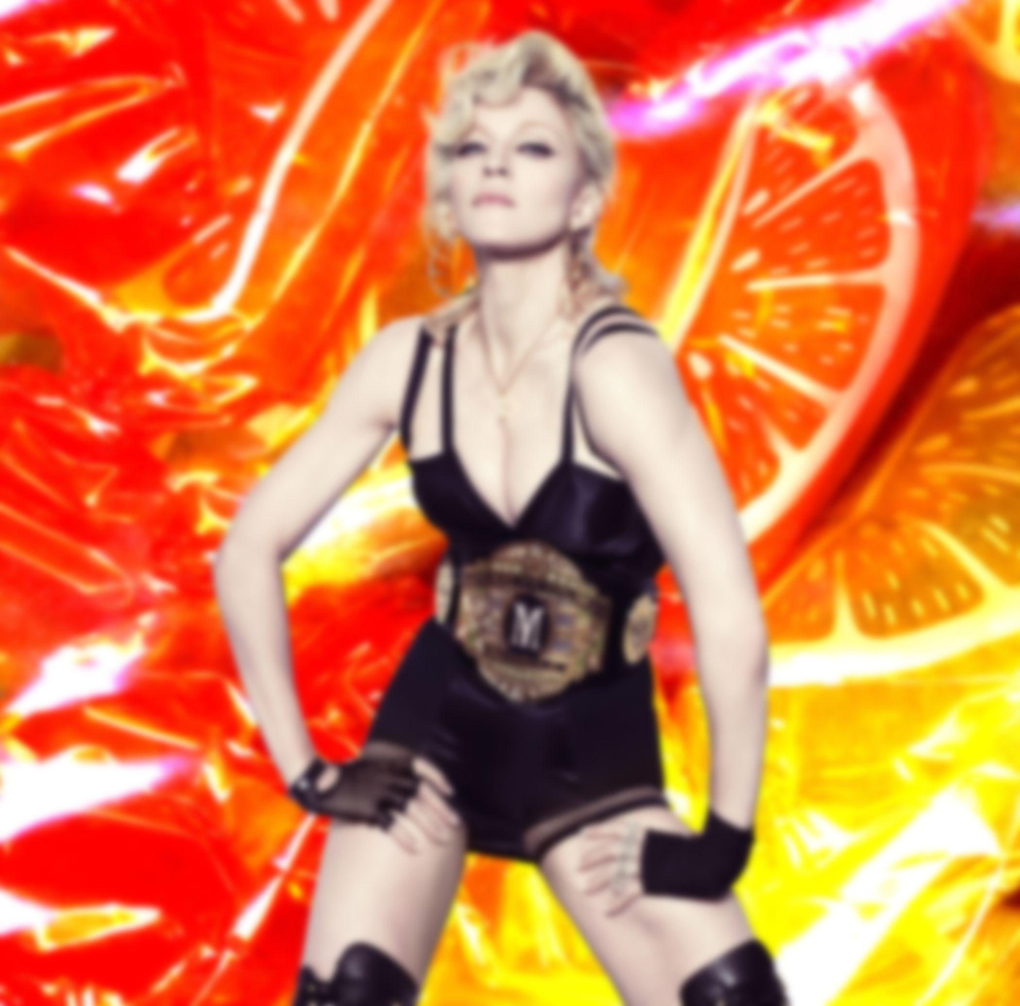 Мадонна в пентхаусе журнале — img 9