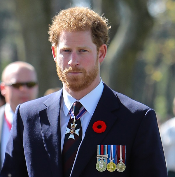 Принц Гарри признался, что после смерти матери обращался запомощью кпсихотерапевту
