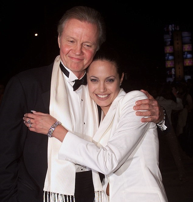 Отец Анджелины Джоли рассказал обистощении дочери