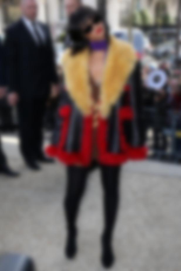 Рианна названа модной иконой года новые фото