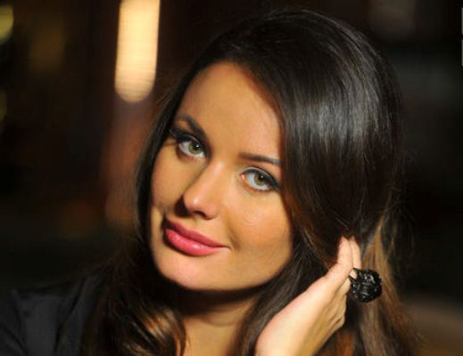 Оксана Федорова - биография, личная жизнь, фото