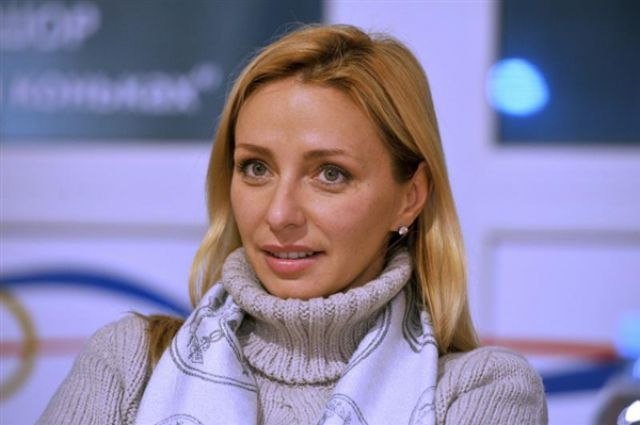 За что Навка благодарна экс-жене Пескова