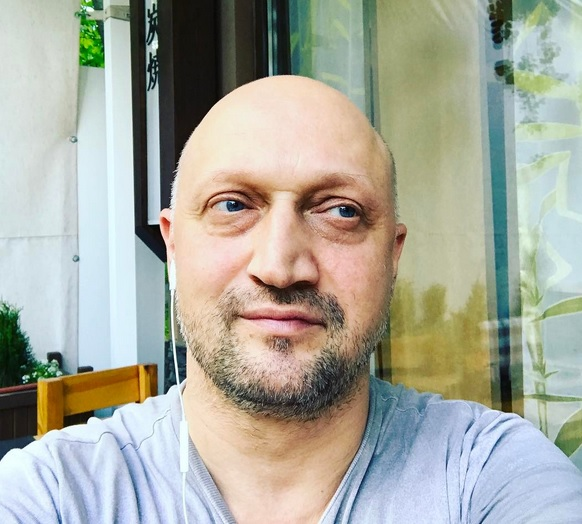 Гоша Куценко стал отцом в 3-й раз