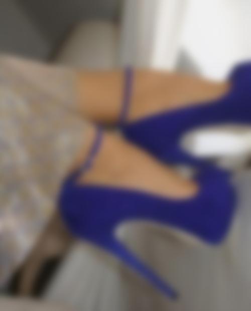 Создана йога для любительниц обуви на шпильке ba37ba54beee3