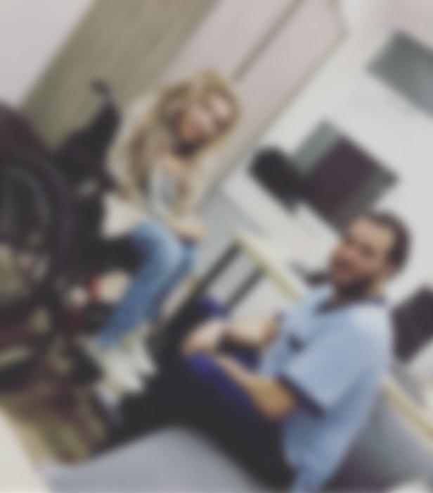 Юлия Самойлова побывала упластического хирурга