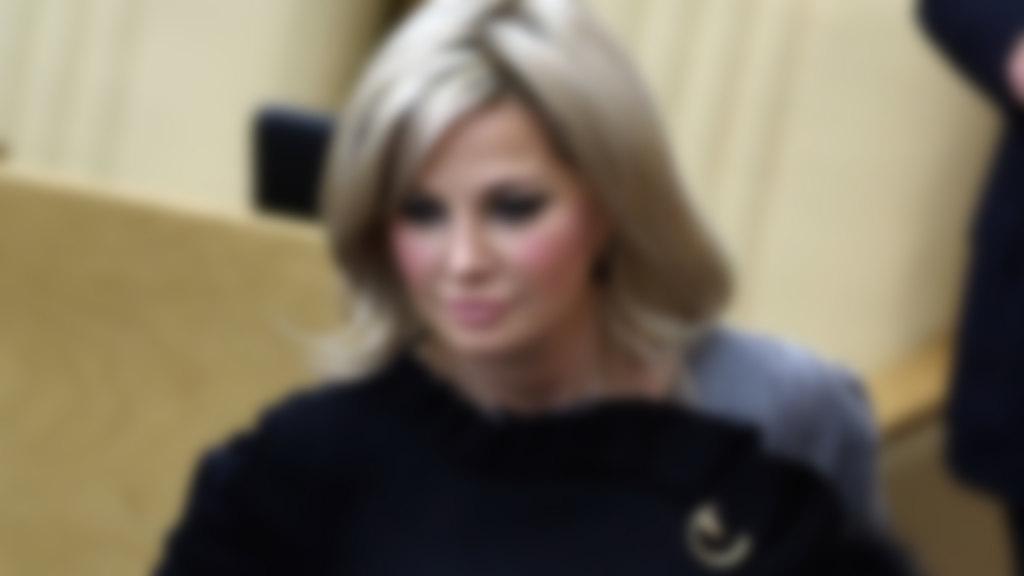 Сбежавшая на государство Украину Максакова беременна 4-м сыном
